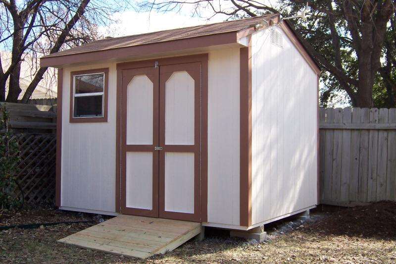 Better built garden shed for Garden shed 4x4